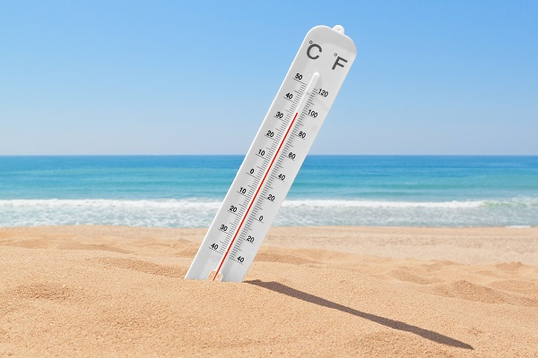 Thermometer Beach