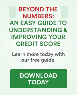 Beyond the Numbers - An Easy Guide to Understanding and Improving Your Credit Score