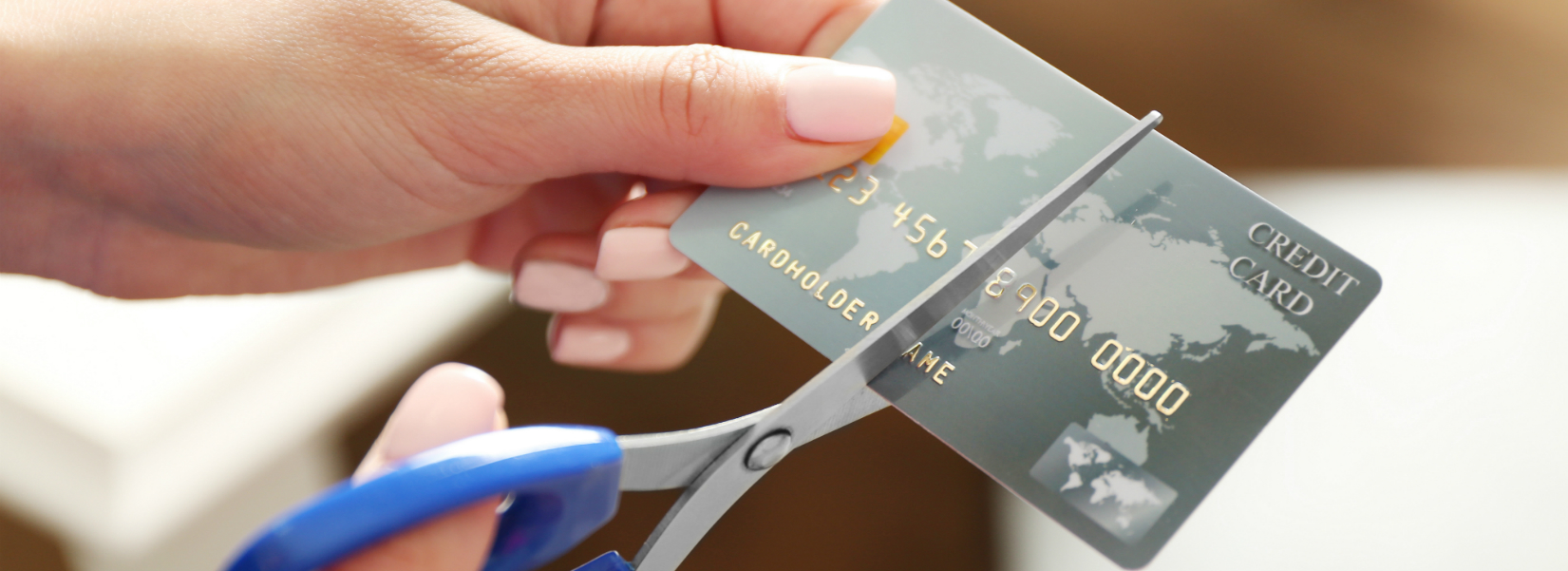 close joint credit card divorce