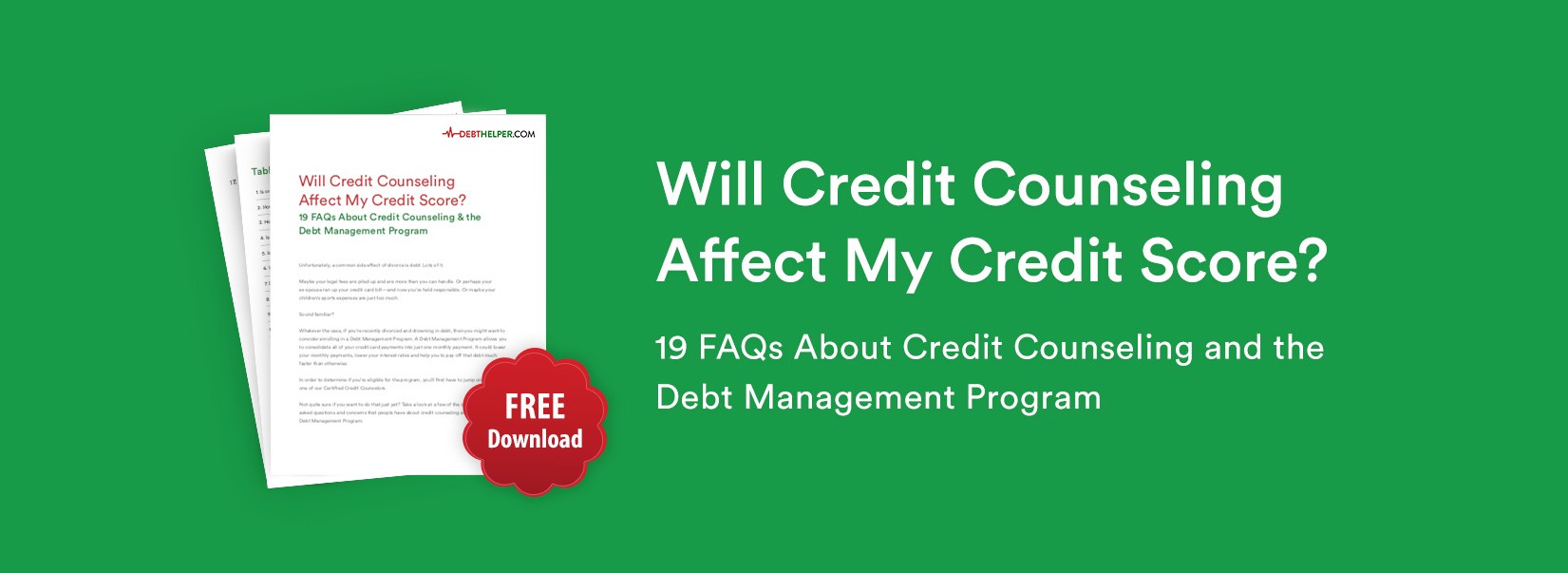 credit counseling faqs
