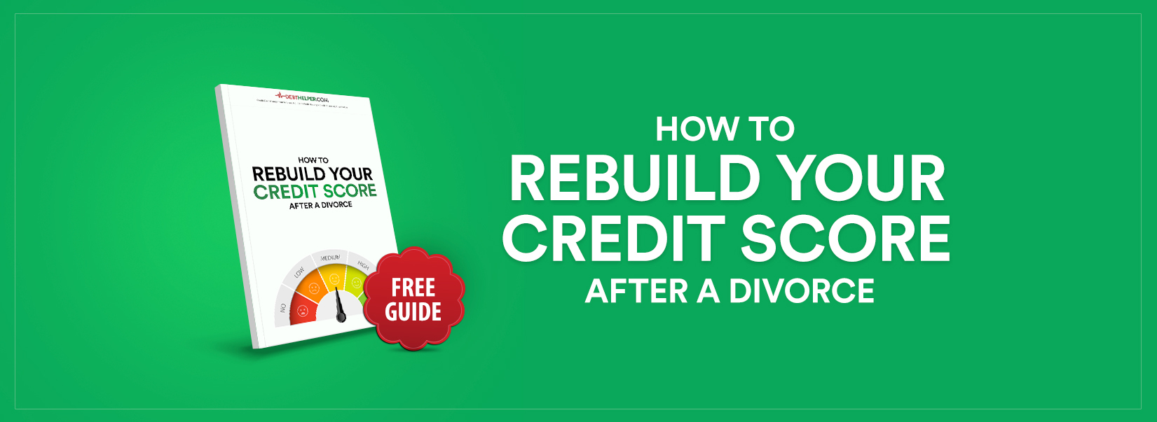 how to rebuild credit score
